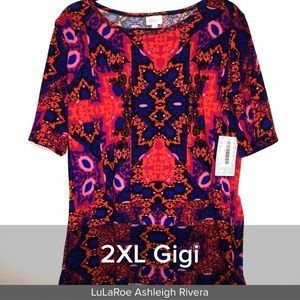 Brand New w/ Tags LuLaRoe GiGi